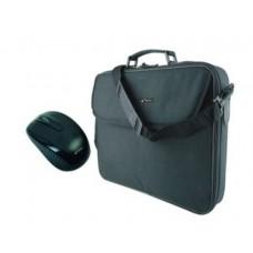 """Τσάντα Μεταφοράς Laptop Element BGB-01 16"""" + Mouse Element Wireless"""